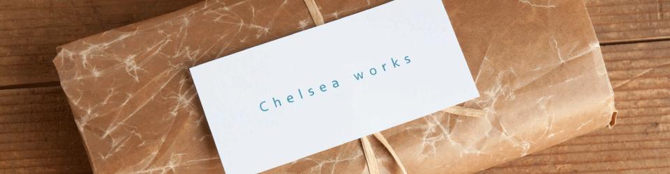 Chelsea works : BLOG